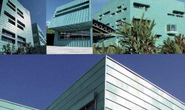 Rivestimenti di Facciata Alluminio Rame Zinco Titanio