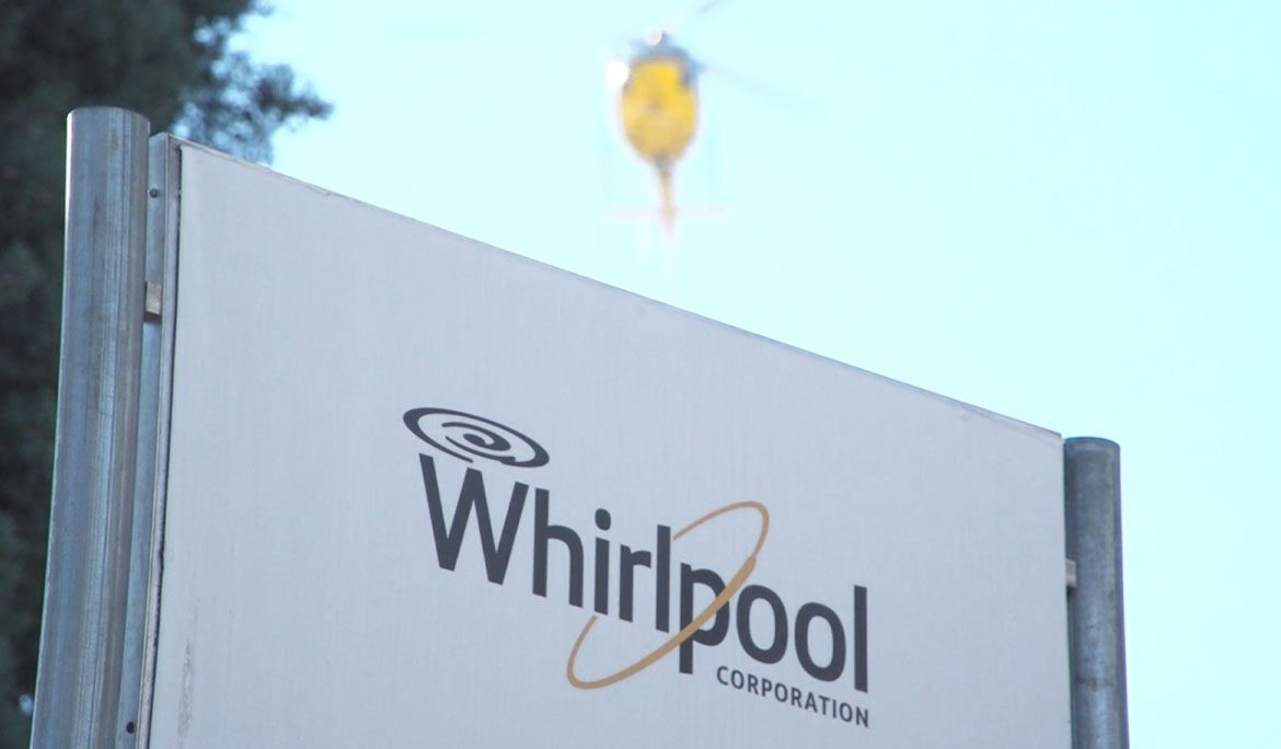Cantiere Whirlpool