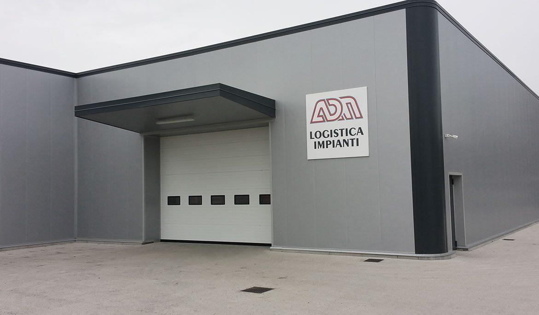 Riqualificazione energetica di capannone industriale ADM Lodi